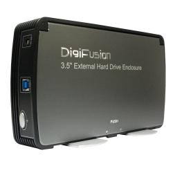 Digifusion 2.5吋/3.5吋 USB3.0 硬碟外接盒