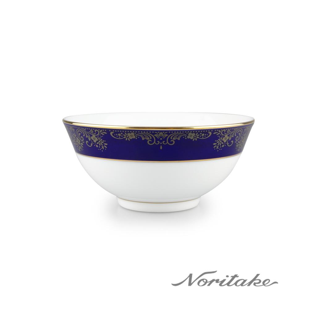 Noritake 藍色樂章飯碗12CM