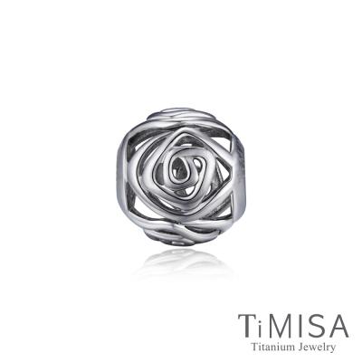 TiMISA  玫瑰  純鈦飾品 串珠