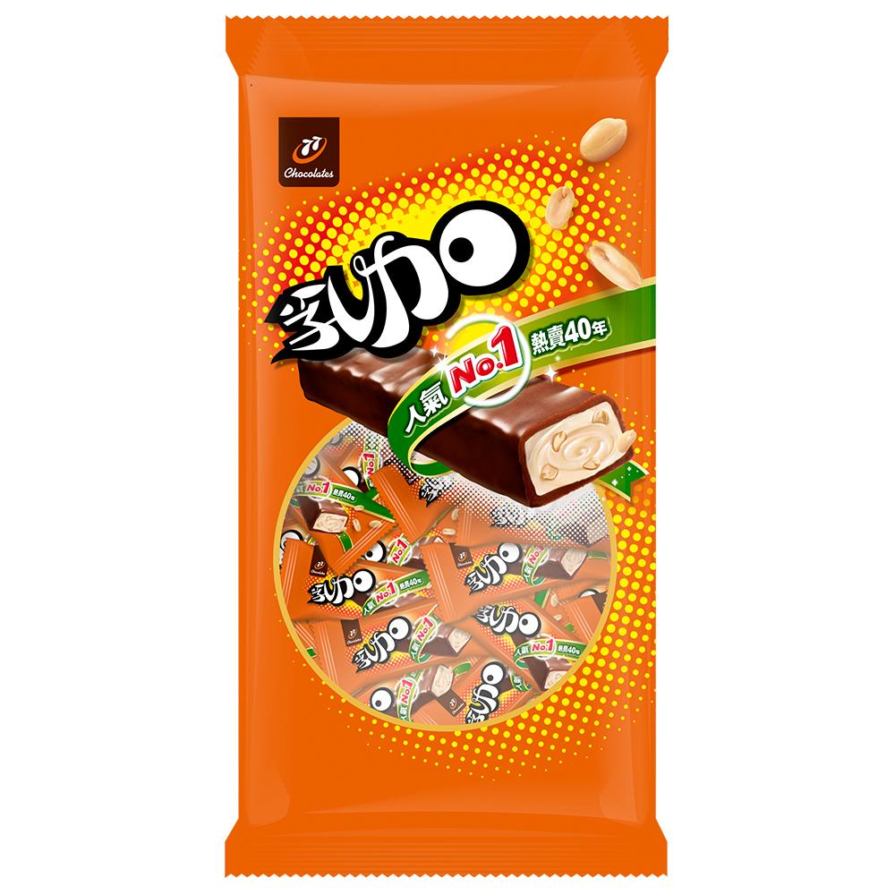 77 乳加巧克力(372g)