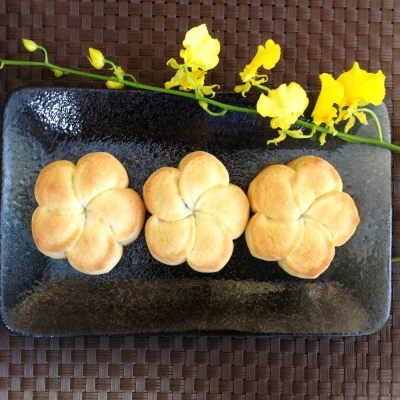 ~淡水三協成餅舖~櫻花酥(8入)