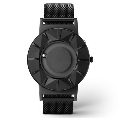EONE 美國設計品牌 Bradley 觸感腕錶-陶瓷黑/40mm
