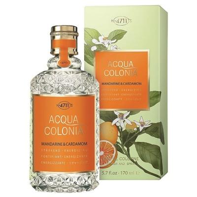 4711  Mandarine & Cardamom 橘子&白荳蔻古龍水  170 ml