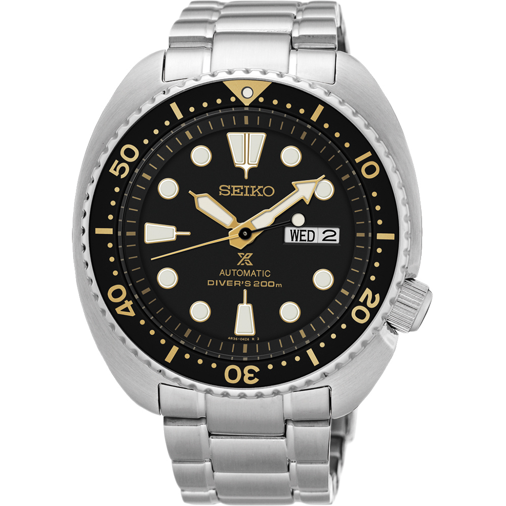 SEIKO PROSPEX SCUBA 200米潛水機械錶(SRP775J1)-44mm