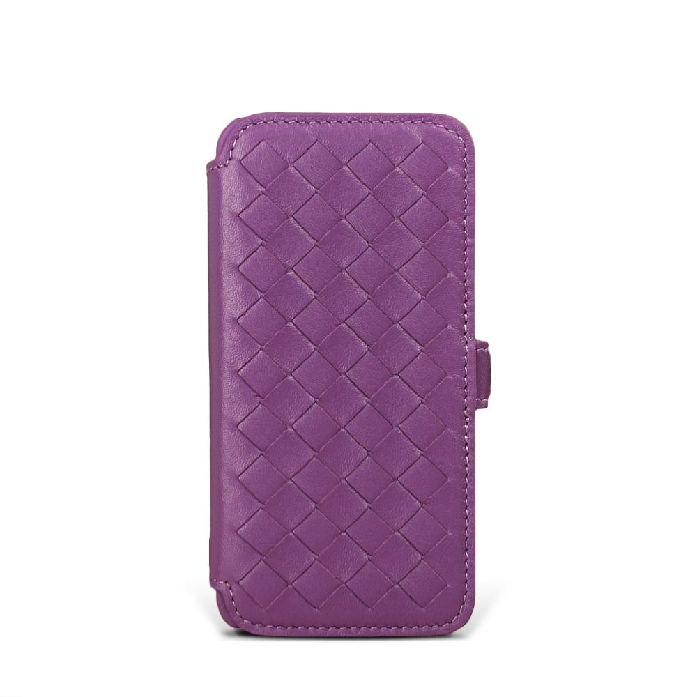 STORY皮套王 APPLE iPhone 5 / 5S / SE 硬殼式側翻編織 客製化 @ Y!購物