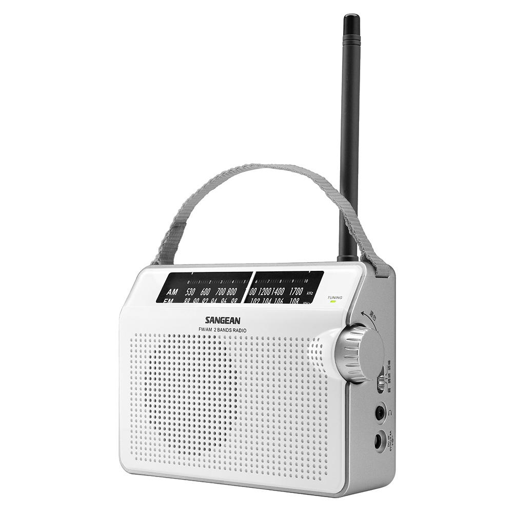 SANGEAN 二波段復古收音機 PRD6