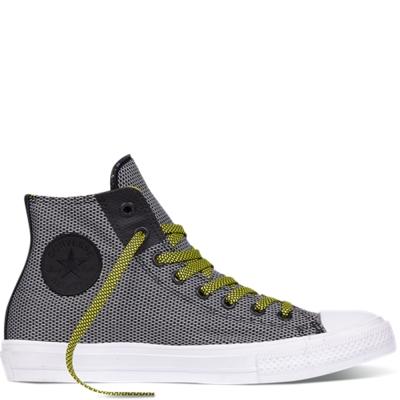 CONVERSE-男休閒鞋155536C-灰