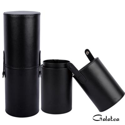 Galatea葛拉蒂刷具收納大筆筒(時尚黑)