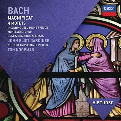 巴哈︰聖母頌歌BWV 243、經文歌BWV 225, 226, 227 & 230 / 賈