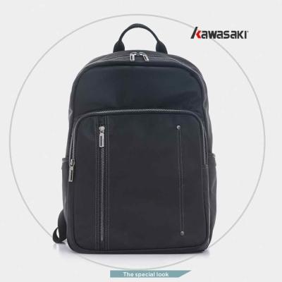 Kawasaki 14寸輕量多隔層商務電腦包-KA209