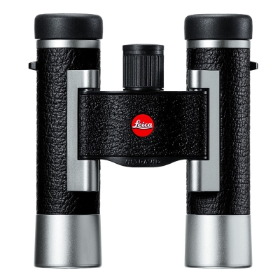 LEICA SILVERLINE 10X25耀銀系列雙筒望遠鏡(皮革包)