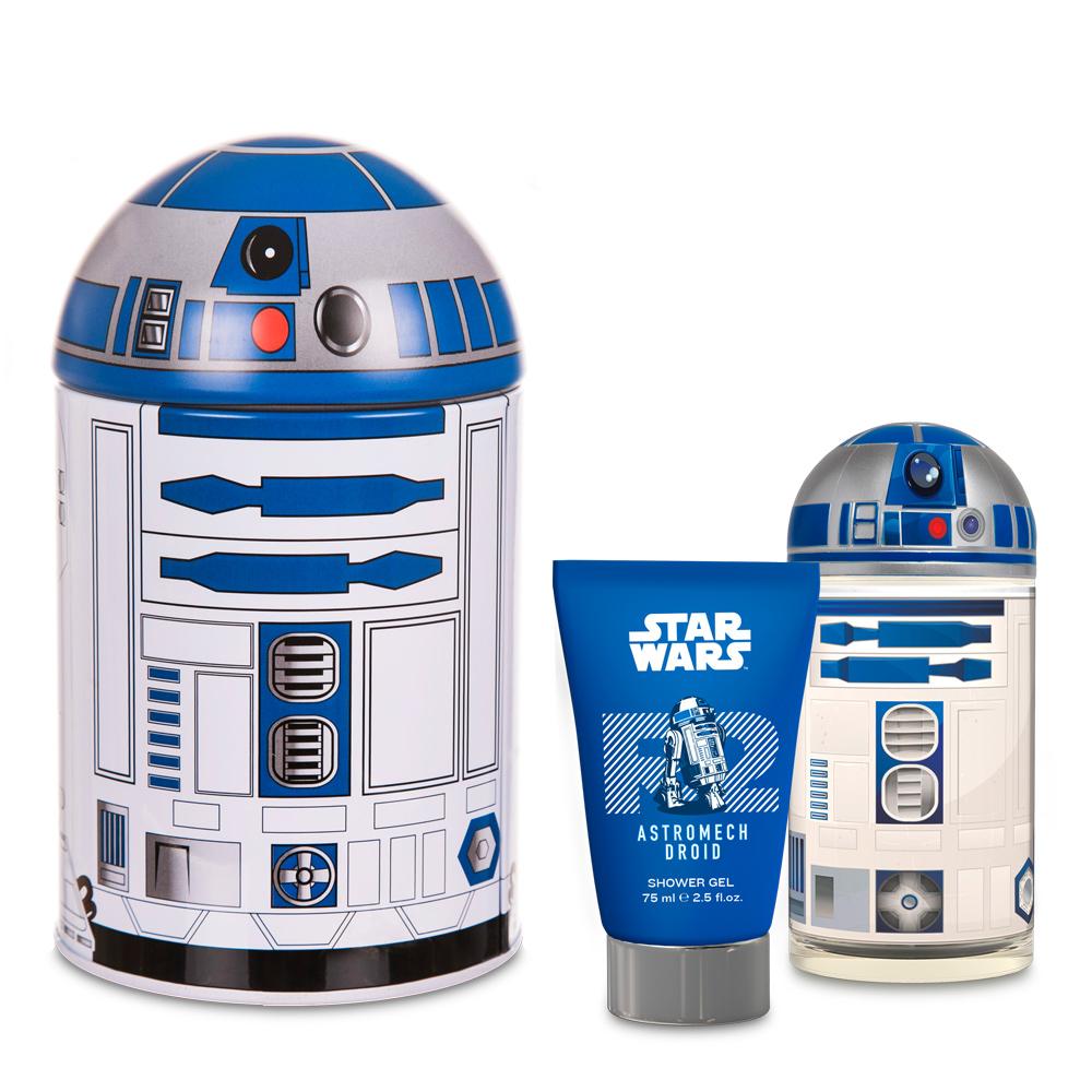 STAR WARS 星際大戰 R2-D2 男性香水禮盒
