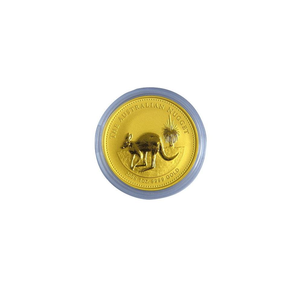 『限時89折』澳洲袋鼠金幣-1盎司(OZ)