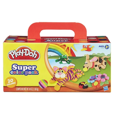 Play-Doh 培樂多 - 繽紛 20 色黏土組