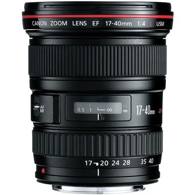 Canon EF 17-40mm f/4L USM。公司貨
