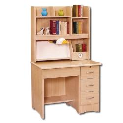 簡約風Abigail3尺書桌 - 91x61x167cm