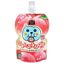 Coca-Cola Qoo果凍飲便利包-水蜜桃(125g)