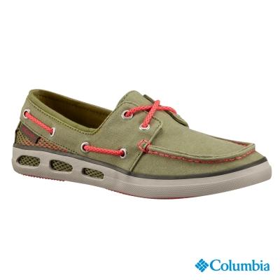 【美國Columbia哥倫比亞】水陸兩用鞋-女-褐綠(UBL26220CS)