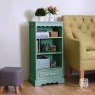 漢妮Hampton安琪拉一抽置物櫃-藍色45X30X90cm