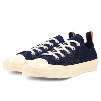 CONVERSE-男休閒鞋157590C-深藍