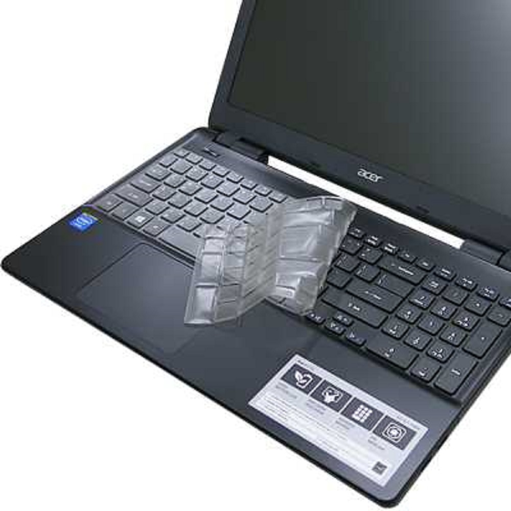 Ezstick ACER Aspire E15 E5-571G專用 奈米銀抗菌TPU鍵盤膜