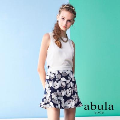 abula-style-短版背心上衣