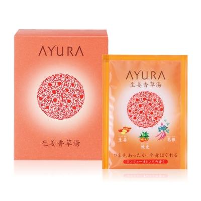 AYURA生薑香草湯 (盒)