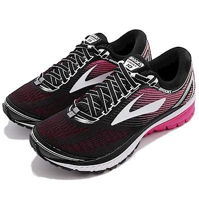 BROOKS 慢跑鞋 Ghost 10 D 女鞋