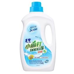 毛寶低泡沫小蘇打洗衣液體皂-抗菌2000g