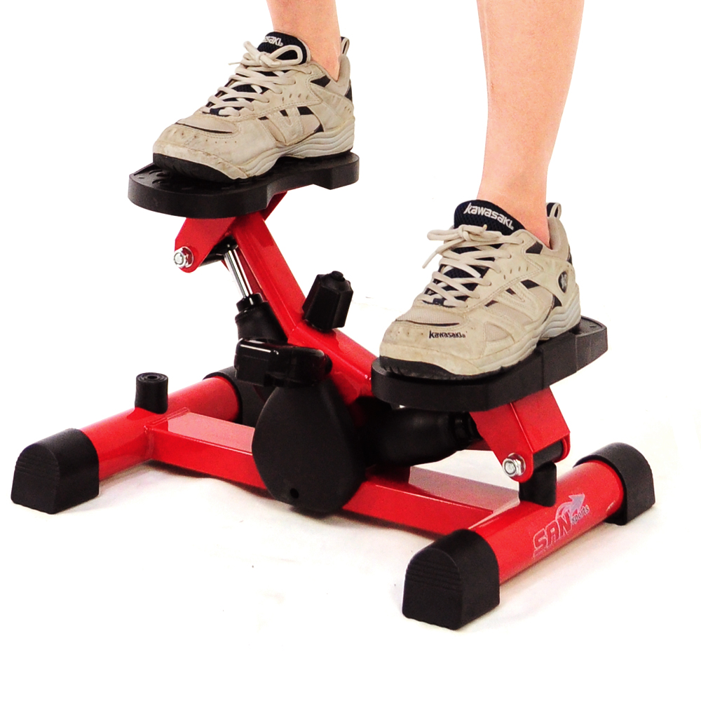 SAN SPORTS 扭腰擺臀踏步機-急速配