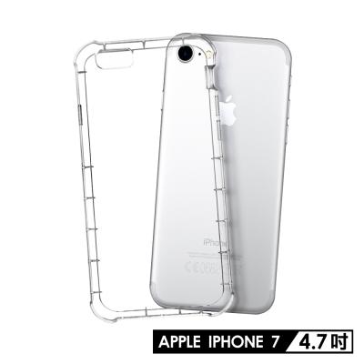TEC+HARD iPhone 7防摔空壓殼(透明)