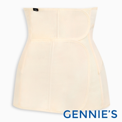 Gennies奇妮-產後-長窈窕美身帶(280丹)(GC72B0)-黃