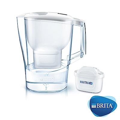 [限時下殺]BRITA 3.5公升Aluna愛奴娜濾水壺(內含MAXTRA+全效濾芯1入)