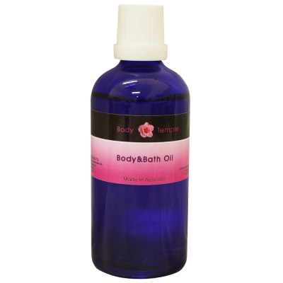 Body Temple 頂級特調健康,放鬆,寧靜泡澡&按摩油100ml任選一瓶