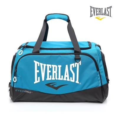 EVERLAST 拳擊運動品牌-休閒旅行包-藍