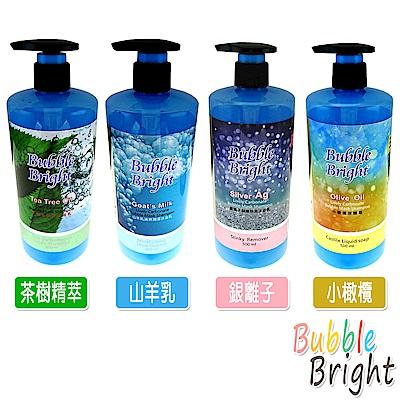 Bubble Bright 美的冒泡 超微泡碳酸 犬用沐浴露 500ml x 1罐