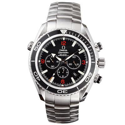 OMEGA 歐米茄 Seamaster Planet Ocean 行星海洋計時錶-45mm