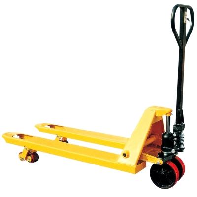 COLOR 液壓(大)拖板車-PU雙輪(2500kgs)