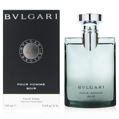 BVLGARI寶格麗 大吉嶺夜香男性淡香水100ml+隨機針管香水1份