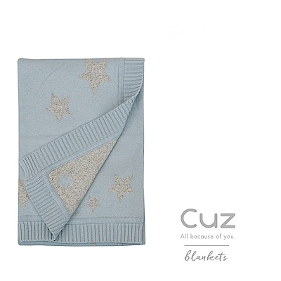 Cuz織毯-鏡像星空