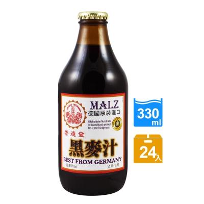 崇德發 黑麥汁(330mlx24瓶)