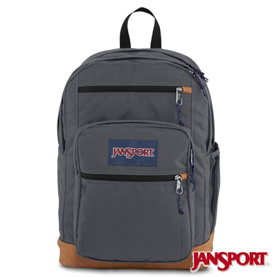 JanSport -COOL STUDENT系列後背包 -灰