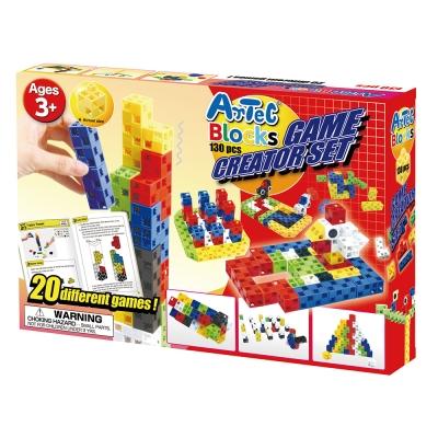 ARTEC日本彩色積木 - 遊戲創作組