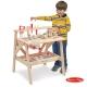 美國瑪莉莎 Melissa & Doug 益智 - 木製大型工具台 + 益智工具組 product thumbnail 1