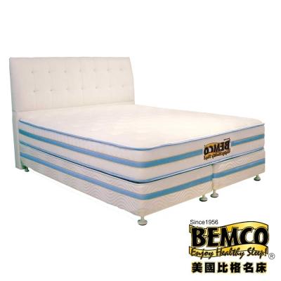 床的世界 美國比格名床新奧林匹克 標準雙人兩線 獨立筒床墊