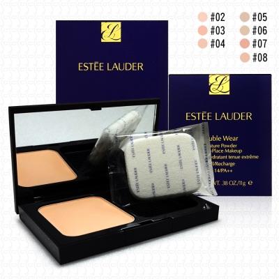 【真品平輸】ESTEE LAUDER 粉持久超完美保濕粉餅11g+盒