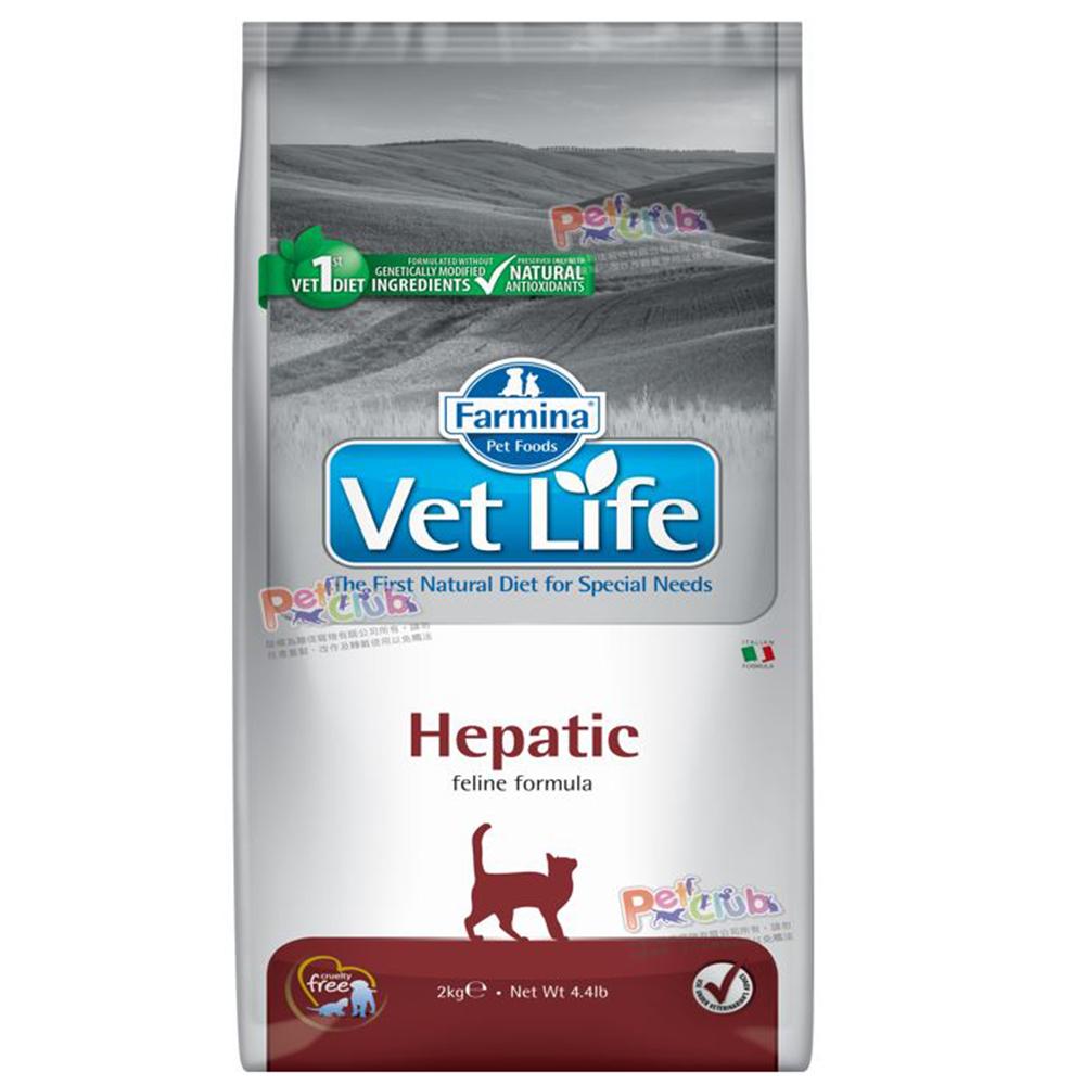 Farmina法米納 獸醫寵愛天然處方系列-貓用肝臟配方 2kg