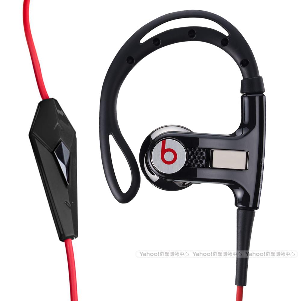 BEATS 耳機 PowerBeats 黑色 LeBron James 聯名運動耳道耳機