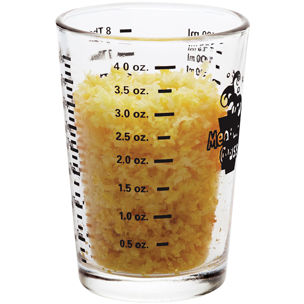 KitchenCraft 四刻度玻璃量杯(120ml) product image 1