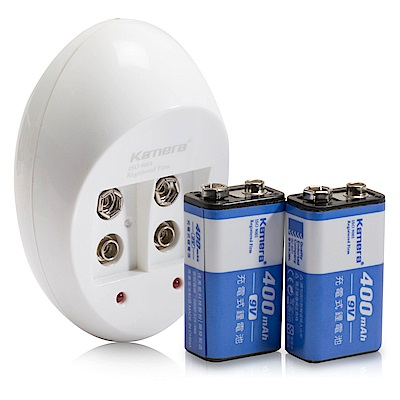 Kamera 9V 專用充電套裝組